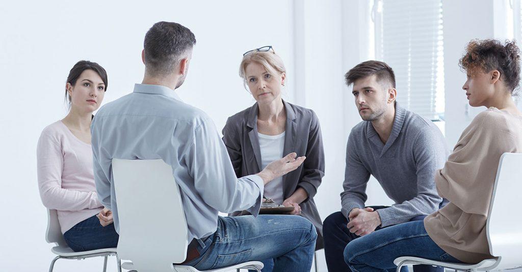 Групова терапия от клиничен психолог в Пловдив д-р Гергана Кехайова - психотерапевт