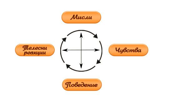 КПТ (Когнитивно поведенческа терапия) от клиничен психолог в Пловдив д-р Гергана Кехайова - психотерапевт